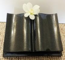 Small Granite Book / Bible